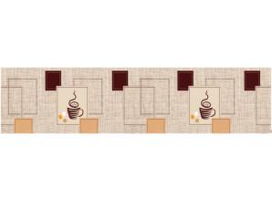 Декоративная панель AG-91 (Кофейные чашки)