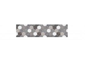 Декоративная панель AG-92 (Серая плитка)