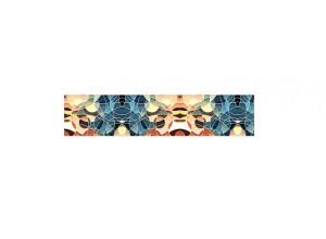 Декоративная панель BS-184 (Витражное стекло)