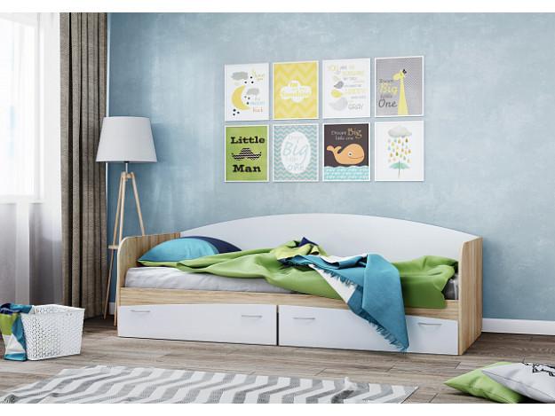 """Кровать для детской """"КР-1"""""""