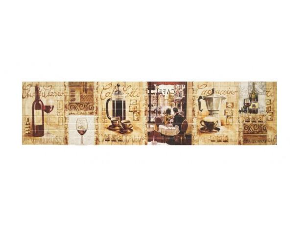 Декоративная панель Рандеву / тиснение кирпич