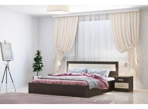 "Кровать ""Корсика-3""(0.9/1.2/1.4/1.6м)"