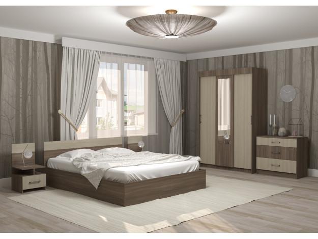 "Кровать ""Корсика-2"" (1.6м)"