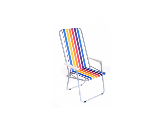 """Кресло складное """"Стандарт"""" с высокой спинкой (КС3.001)"""