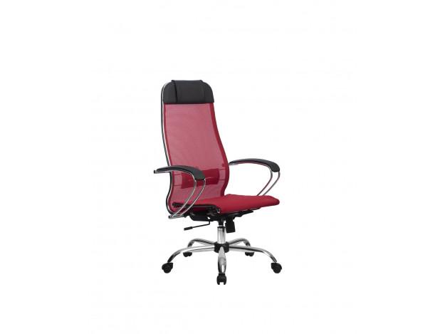 Кресло офисное Metta Комплект 12 красный