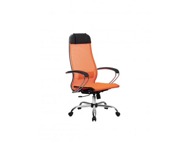 Кресло офисное Metta Комплект 12 оранжевый