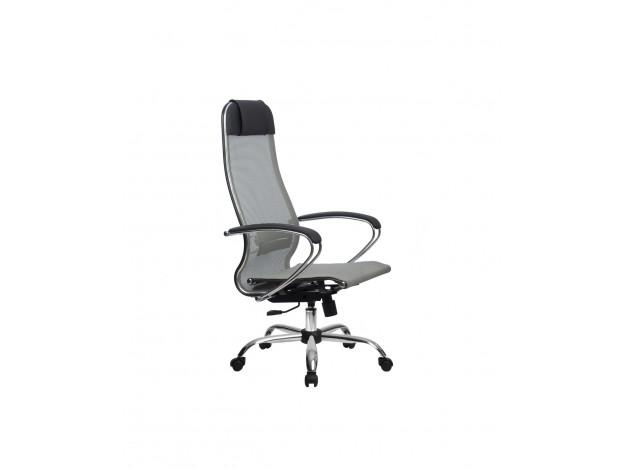 Кресло офисное Metta Комплект 12 светло-серый