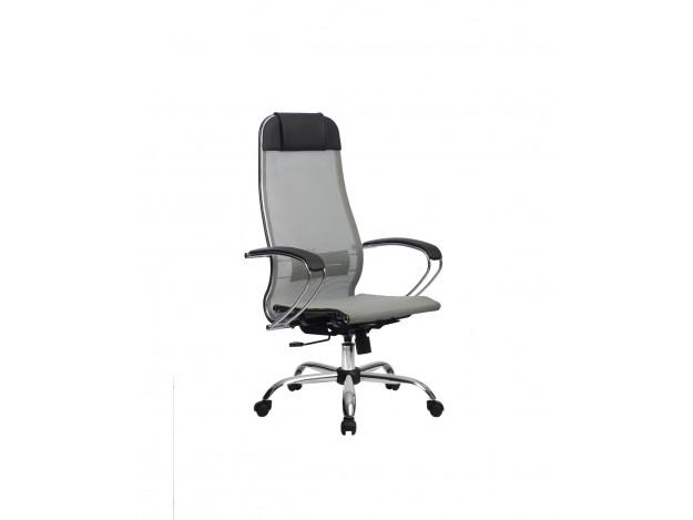 Кресло офисное Metta Комплект 12 серый