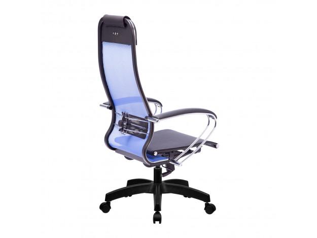 Кресло офисное Metta Комплект 4 васильковый