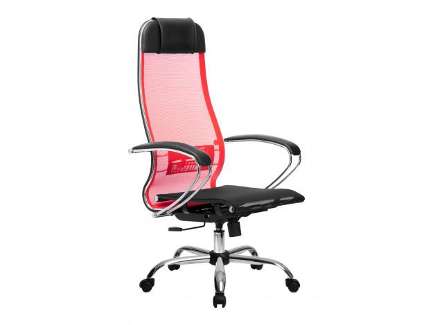 Кресло офисное Metta Комплект 4 красный