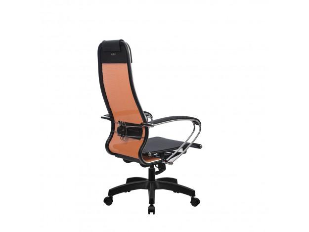 Кресло офисное Metta Комплект 4 оранжевый