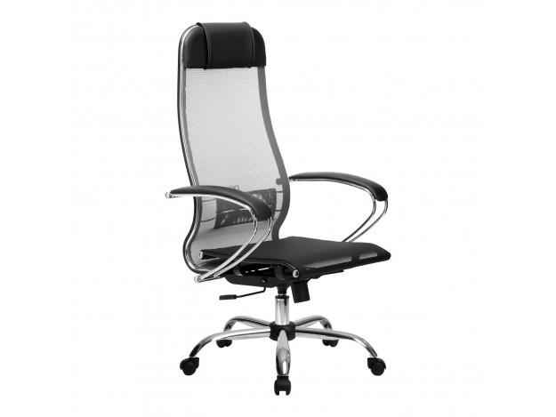 Кресло офисное Metta Комплект 4 серый