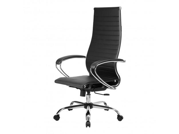 Эргономичное кресло МЕТТА Комплект 8 черный