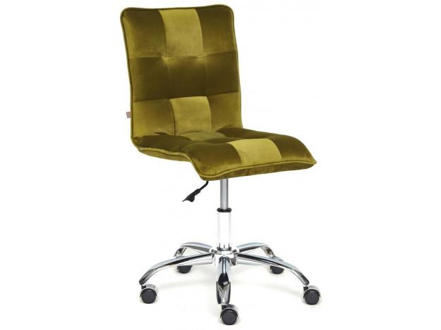 Кресло ZERO велюр, зеленый, T09