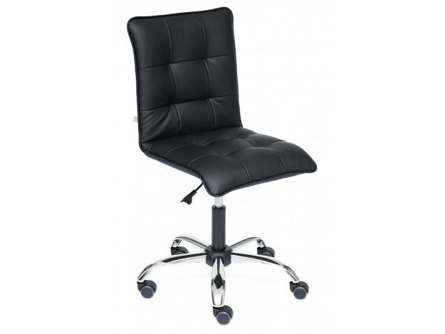 Кресло ZERO кож.зам, черный, 36-6