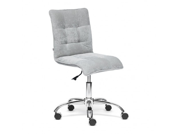 Кресло ZERO ткань, серый, Мираж Грей