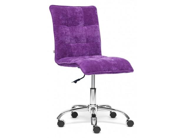 Кресло ZERO ткань, фиолетовый, Грей Компот