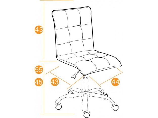 Кресло ZERO схема
