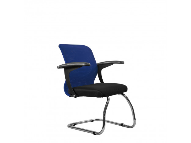 Кресло на полозьях SU-M-4F1 (хром) / SU-M-4F2 (краска)