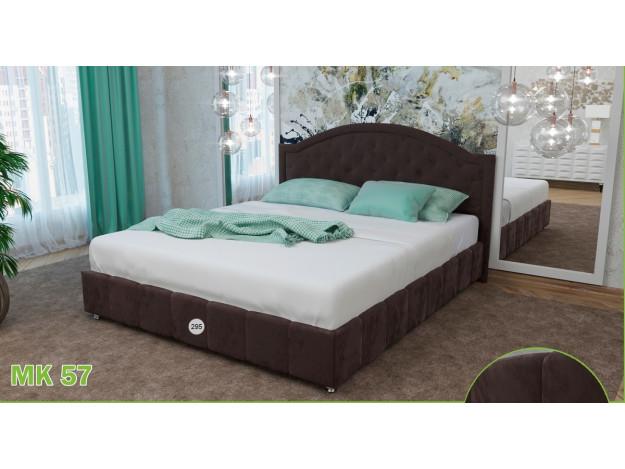 Кровать МК57 (295)(1.6м)(подъёмный механизм)