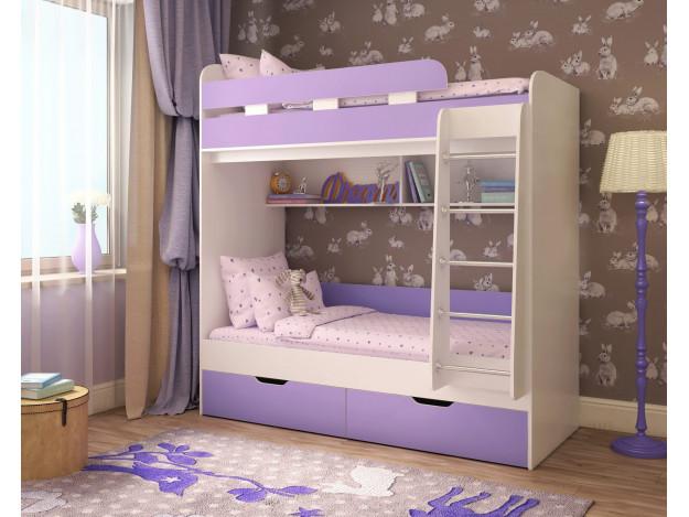 Кровать двухъярусная «Юниор-5»