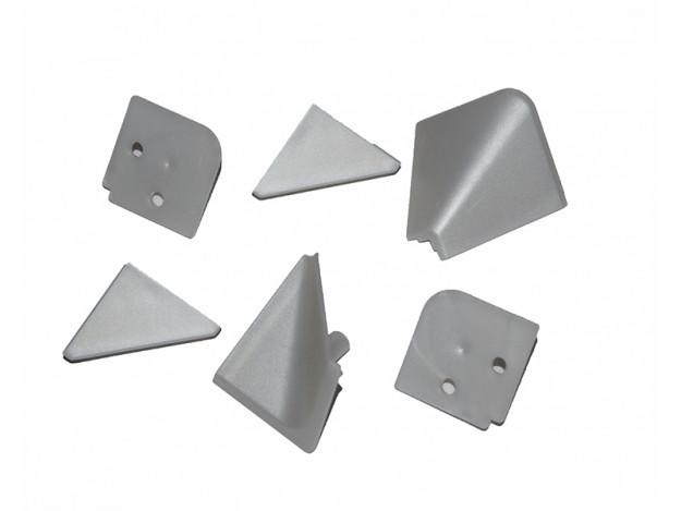 Плинтус алюминий 3.05м