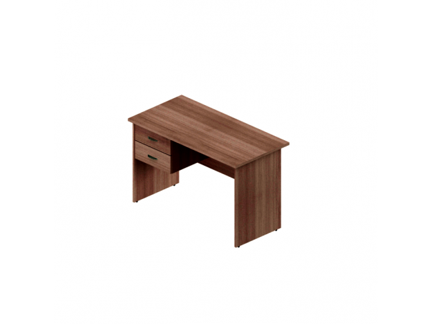 Стол с подвесной тумбой А-62 (Агат)