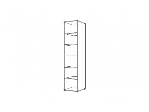 "Шкаф 1-створчатый ""Вегас""(1Д)"