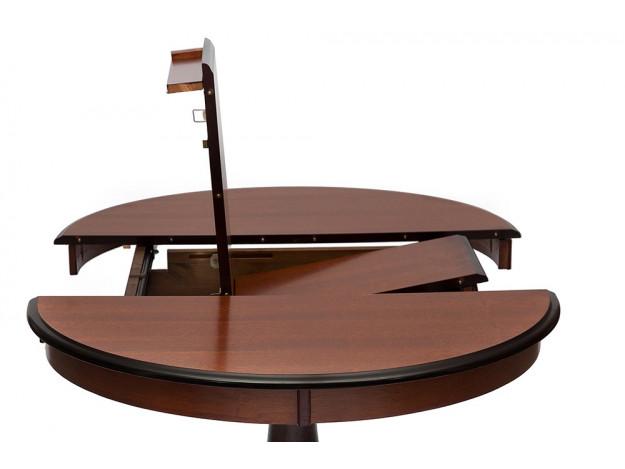 Стол раскладной Siena (SA-T4EX) (массив гевеи)