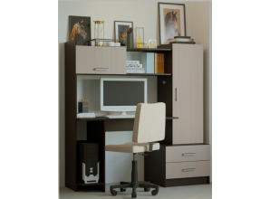 Письменно- компьютерный стол ПКС-7