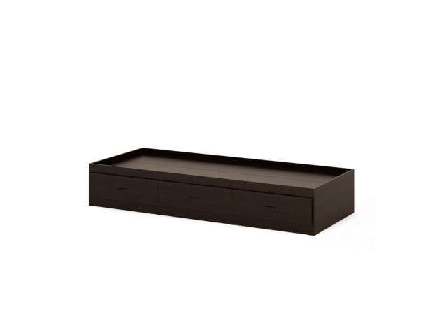"""Кровать с ящиками """"КР-09"""" (0.8)"""